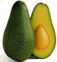 avocado - sursa de bor