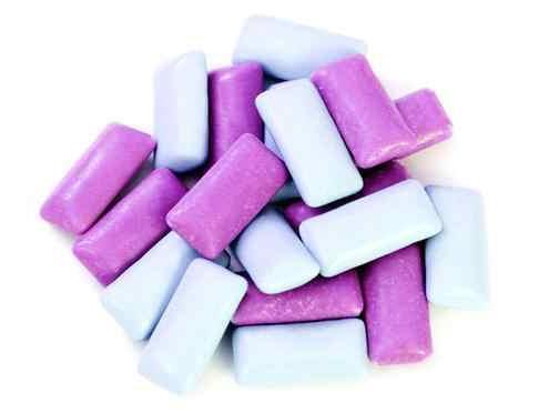 guma de mestecat daunatoare
