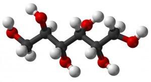 structura chimica sorbitol e420