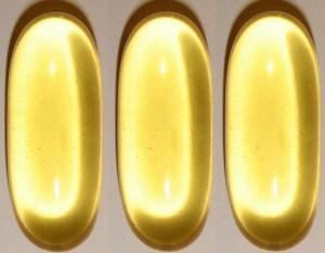 vitamina E capsule