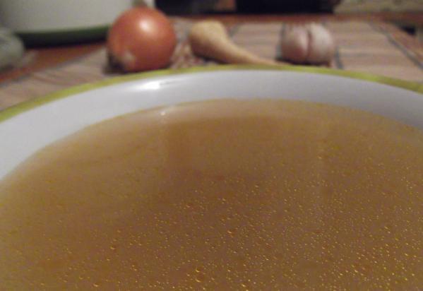 supa baza de legume (stoc)