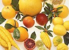 Citrice si coaja de citrice