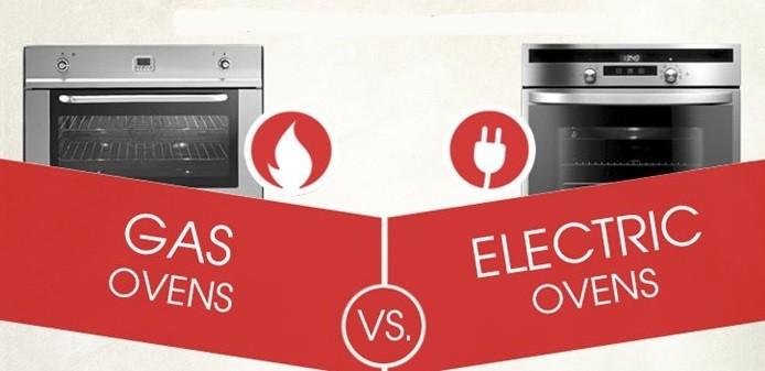 cuptor pe gaz sau electric
