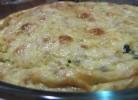 omleta cu somon la cuptor