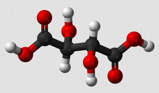 acid tartric sau e334
