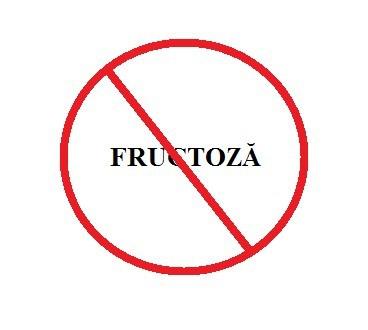 fructoză interzis