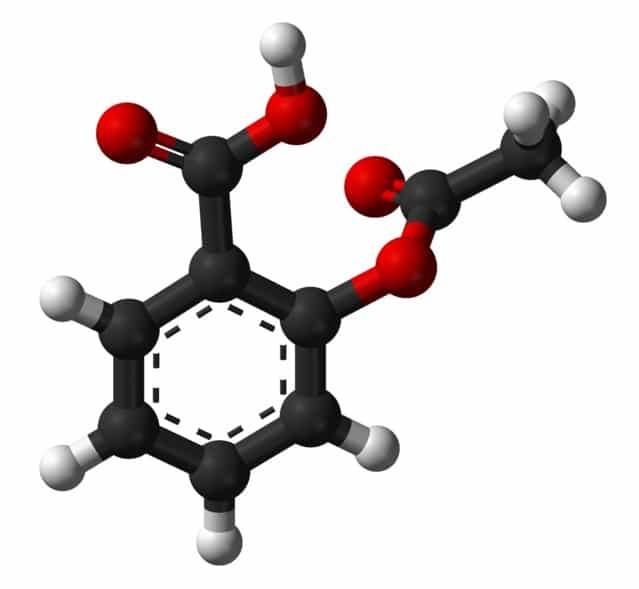 aspirina sau acid acetilsalicilic