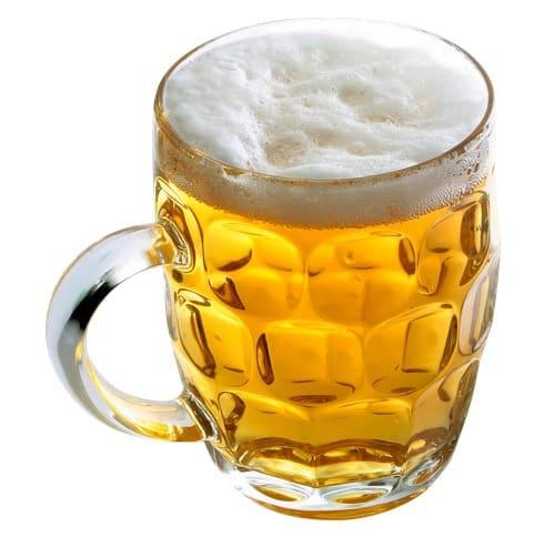 halba cu bere